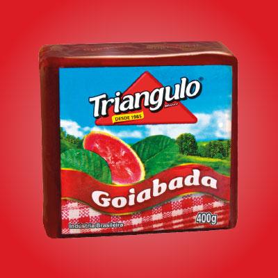 Goiabada Triângulo Mineiro Barra 400g