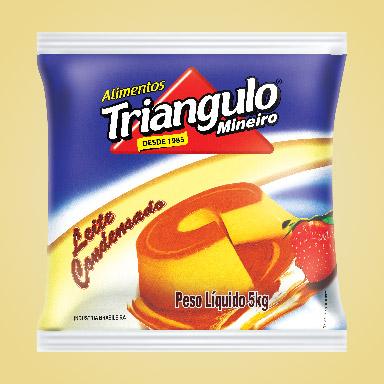 Leite Condensado Triângulo Mineiro Bag 5kg