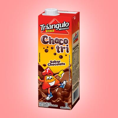 Bebida Láctea UHT Triângulo Mineiro 1L