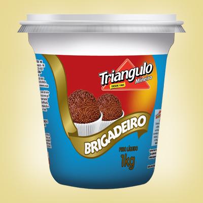 Doce Pastoso com Leite e Chocolate Triângulo Mineiro 1Kg